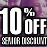 Windscreen Senior Discounts